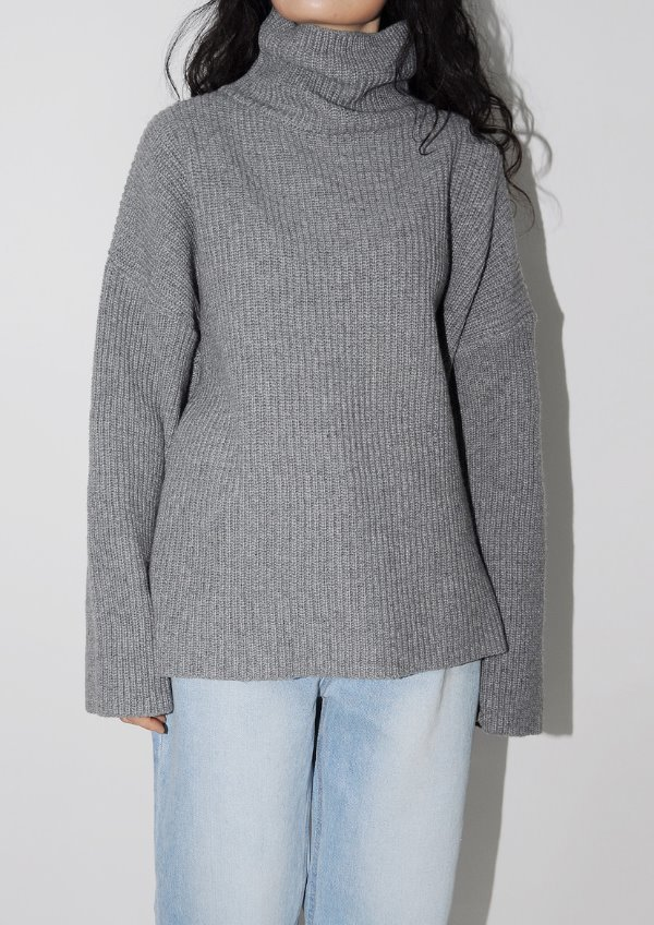 mood wool knit(4color)