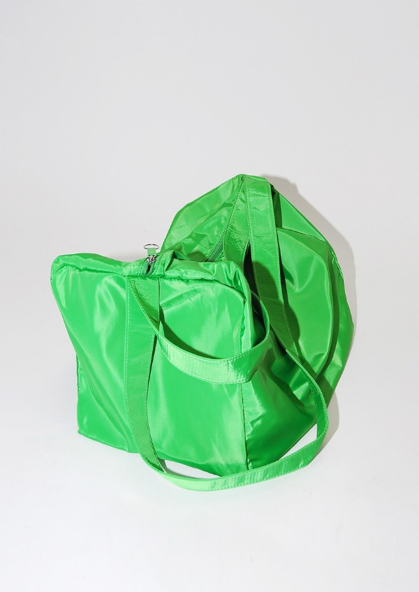 neon double shoulder bag(3color)