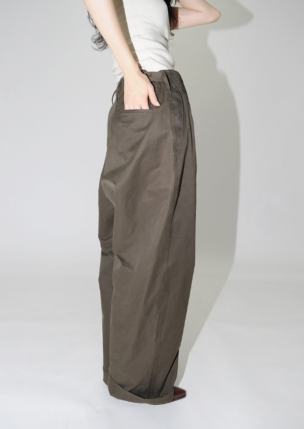 (Unisex)chino pants(2color)