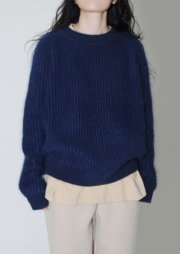 angora knit(3color)