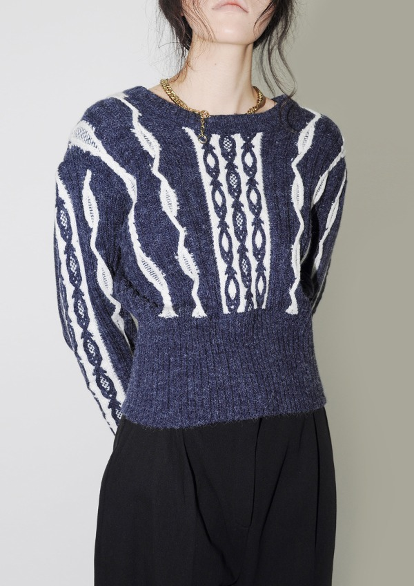 Yoon knit(2color)