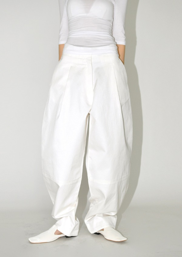 viscose pants(2color)