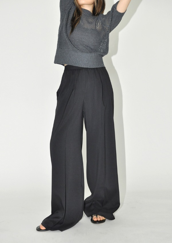 band waist pants(3color)