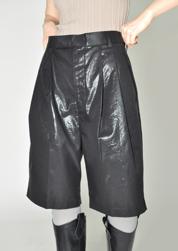 coating half pants(2color)
