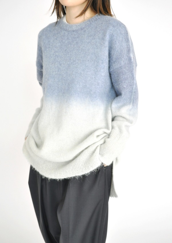gradation knit(3color)