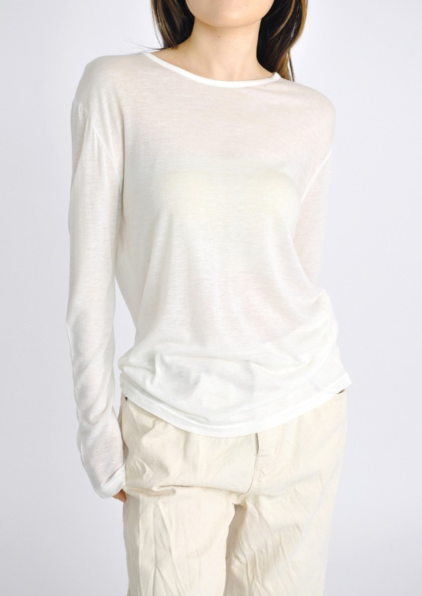 wool tencel T(3color)