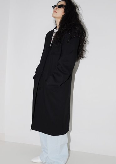 wang coat(2color)