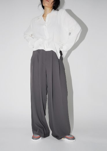 cel pintuck pants(3color)