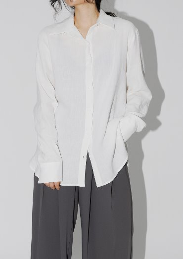 aud linen shirt(3color)