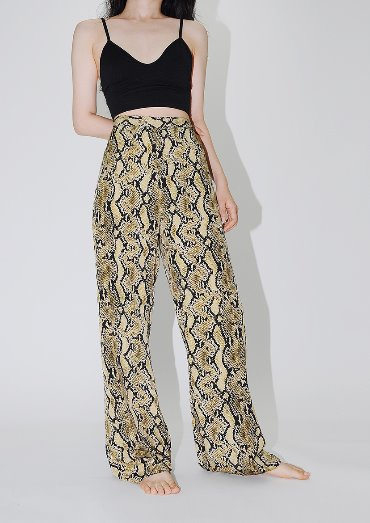 python banding pants(2color)