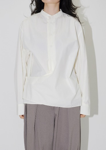 maire twist shirt(2color)