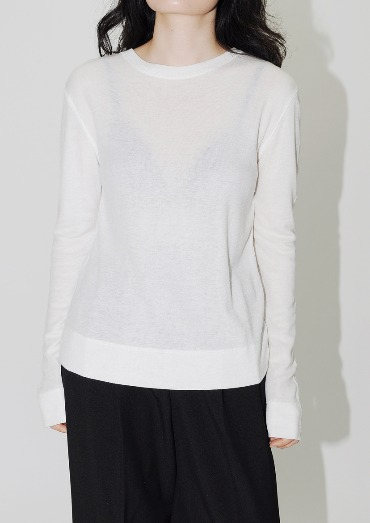 basic tencel T(2color)