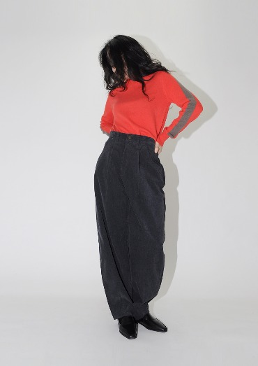 jackson corduroy pants(2color)