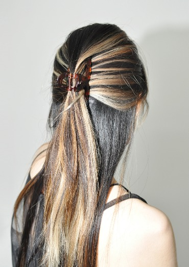 clean color hairpin(2color)