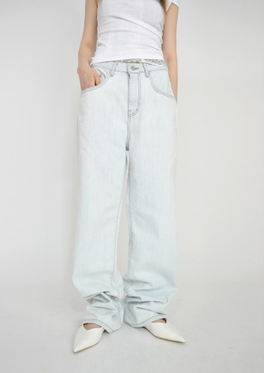 ice wide jean