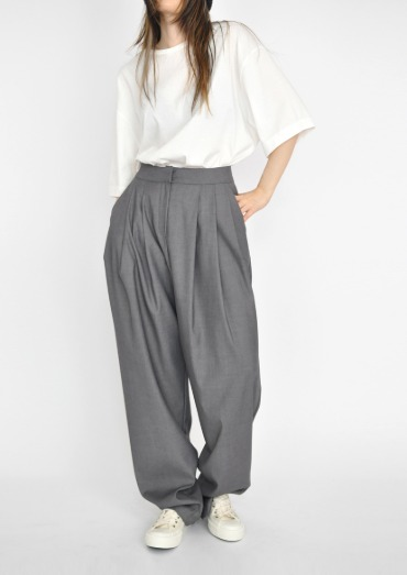 side dart pants(2color)