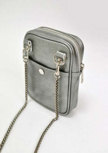 chain mini bag(3color)