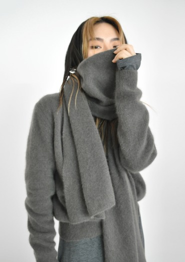 raccoon muffler(2color)