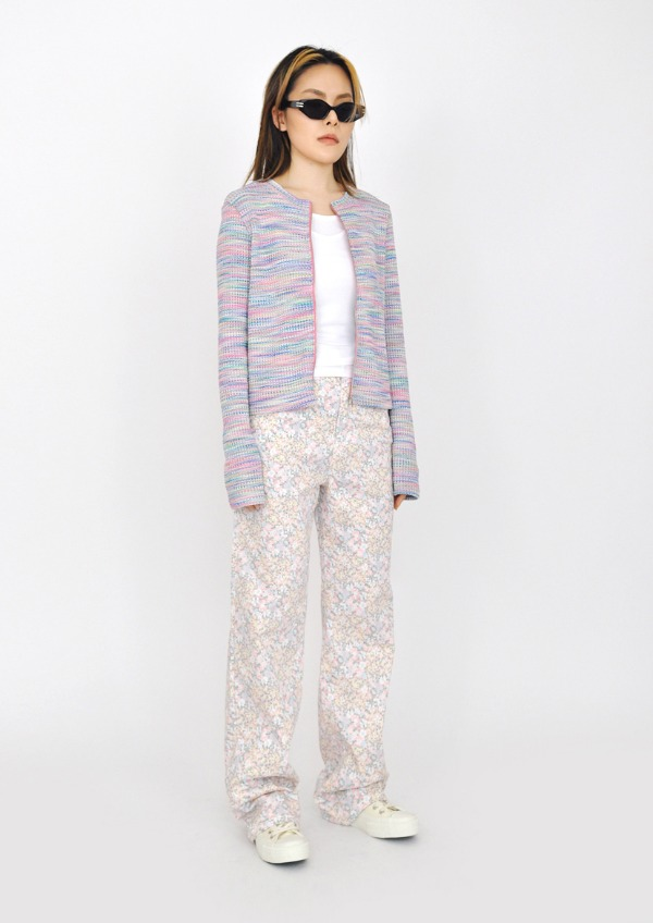 pastel cardigan(2color)