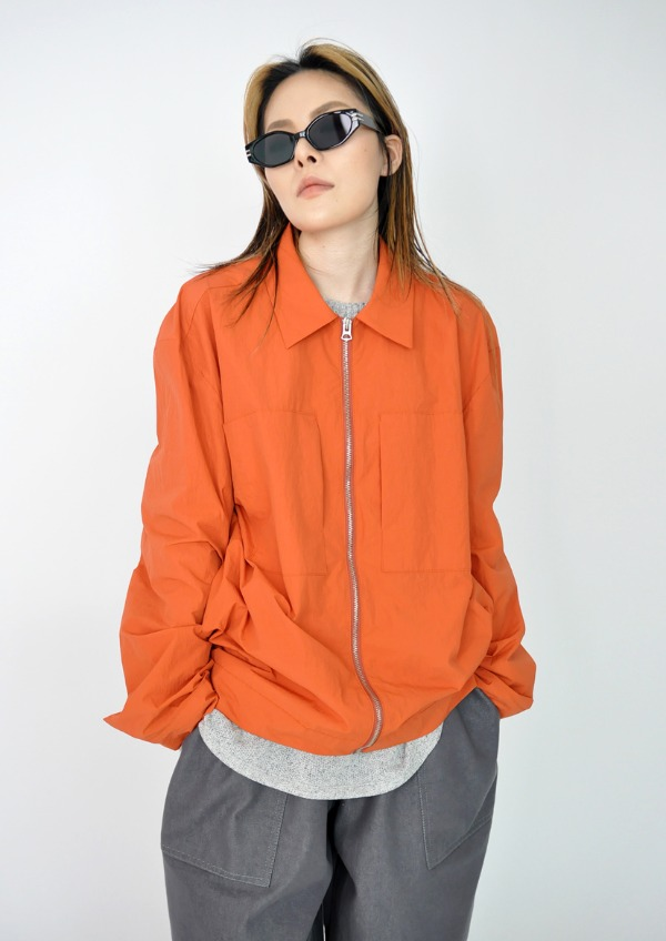 color pocket blouson(3color)