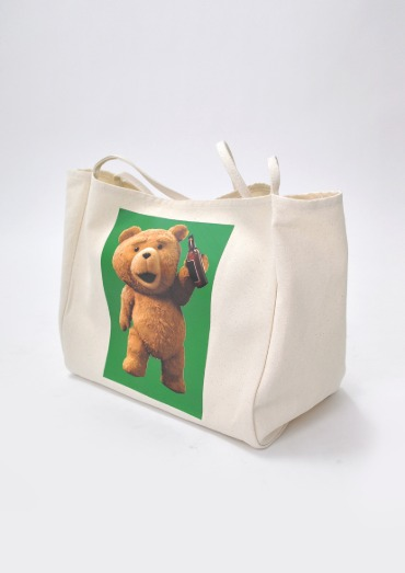 Bear eco bag